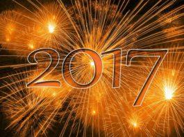 Buon 2017 da Il Nuovo Levantino