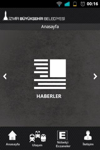 İzmir Buyuksehır Beldesi app - Notizie