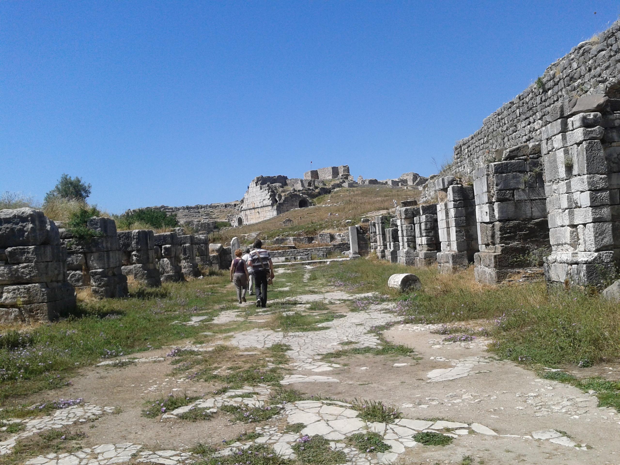 Mileto - agorà
