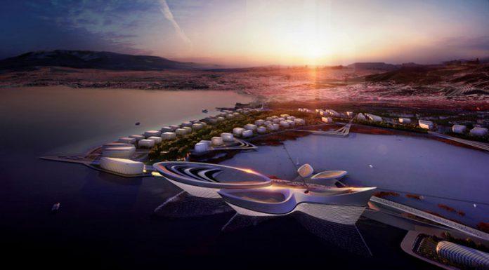 Expo 2020 Izmir Master Plan