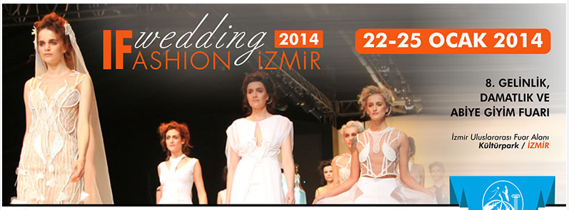 IF Wedding Fashion Izmir - Banner