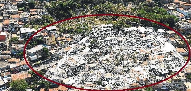 L'area del teatro romano di Kadifekale