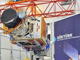 Collaborazione Italia-Turchia. Lanciato il satellite Göktürk-1, realizzato dall'Italiana Telespazio