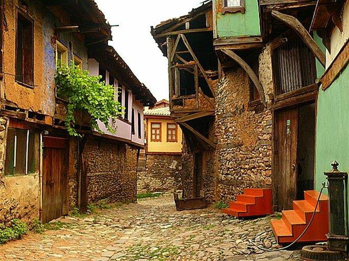 Bursa e Cumalikizik: Patrimonio dell'Umanità