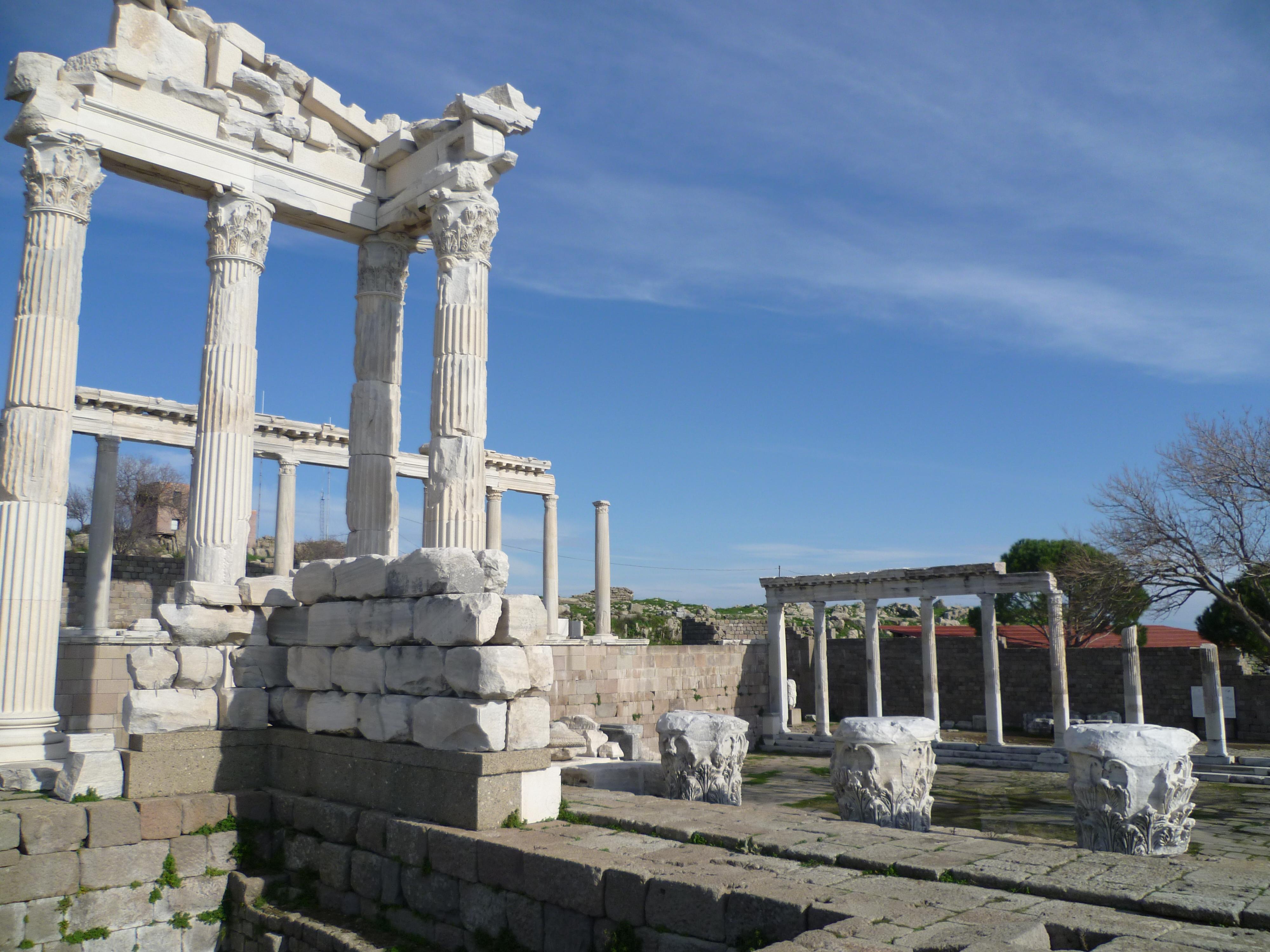 Bergama: Patrimonio dell'Umanità