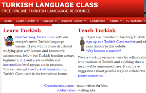 Turkishclass
