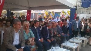 Inaugurazione Sağlik Yaşam Sosyal Rehabilitasyon Destek Merkezi