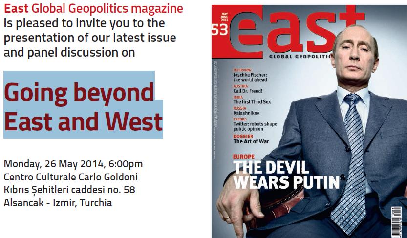 Invito East 26 Giugno 2014