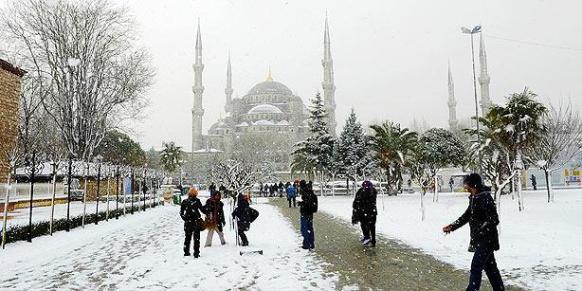 Freddo e Gelo tornano in turchia