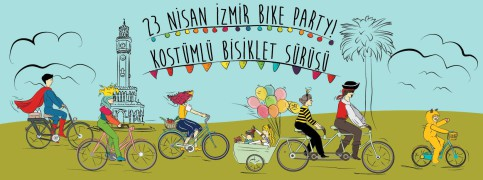 izmir bike party